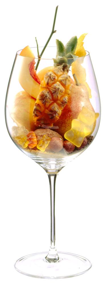 Aromen im Weißburgunder / Weißer Burgunder / Pinot Blanc