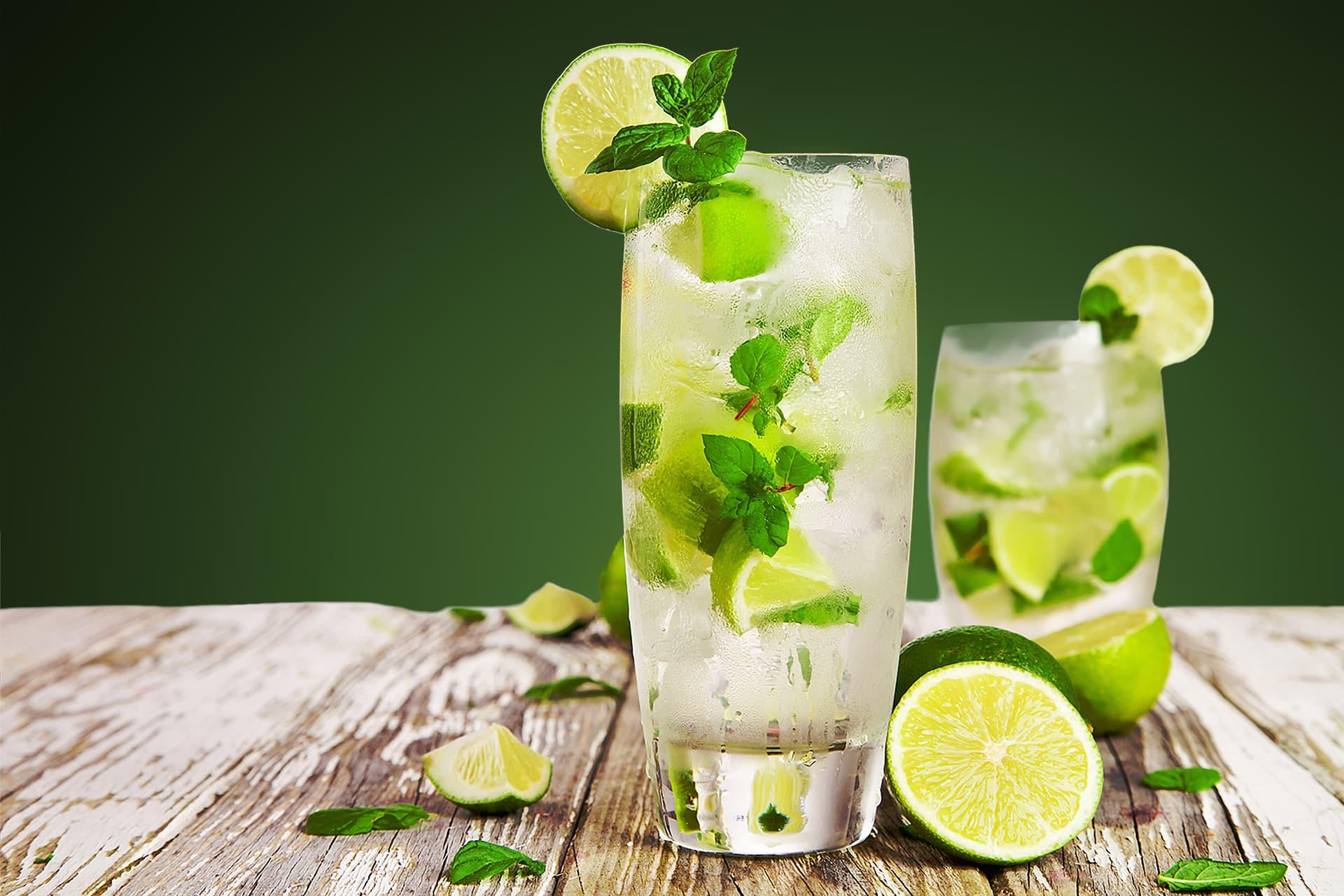 Welches Soda Für Mojito